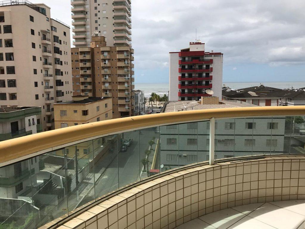 Apartamento Padrão a Venda na Vila Tupi em Praia Grande